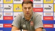 Krstajić saopštio spisak za Crnu Goru i Rumuniju: Tri igrača Zvezde u reprezentaciji, opet nema Luke, Matije i Stojketa!