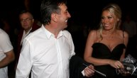 Susret bivših supružnika: Dok je Dajana davala intervju, Žika joj je prišao i odreagovao šmekerski (FOTO)