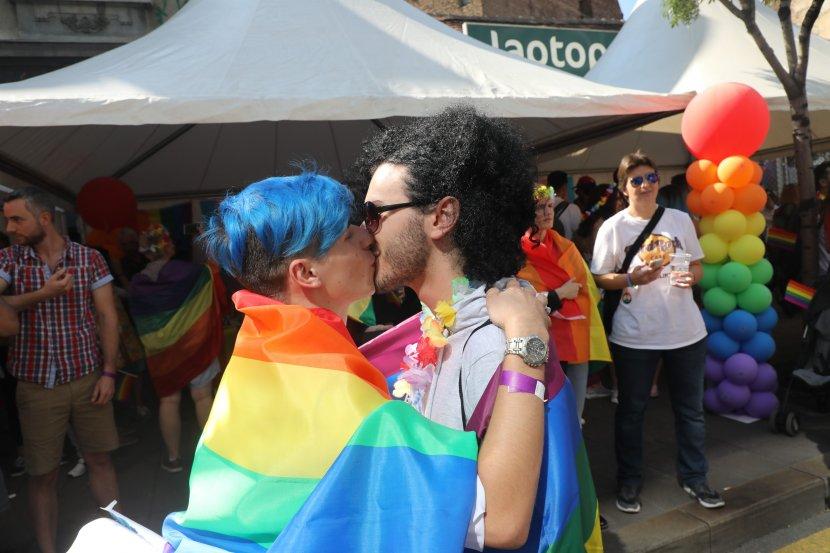 Parada ponosa u Beogradu, Prajd, RECI DA, gej, gay pride 2018.