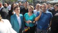 Premijerka i ministri Vlade Srbije podržali Paradu ponosa: Evo ko je sve od političara danas bio u centru grada (FOTO) (VIDEO)