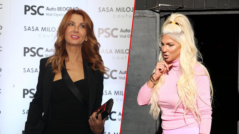 Vesna Dedić žestoko odgovorila Karleuši nakon što joj je JK poručila da bruka svoju profesiju! (VIDEO)