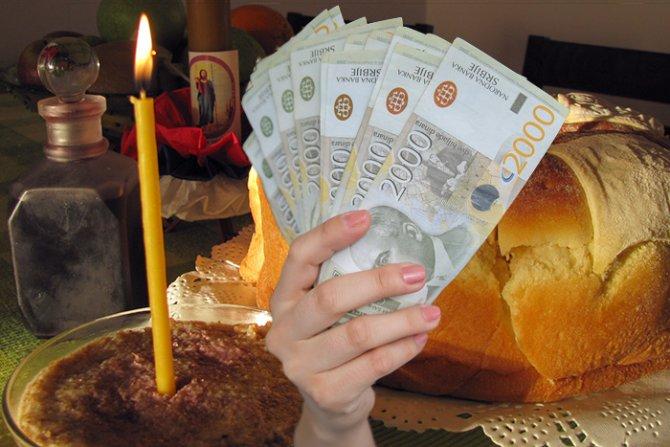 Da ti presednu i slavlje i gosti: Srbi zbog slave dizu kredit i zaduzuju se, placaju je na cekove, a sve da bi glumili dobre domacine