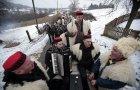 Tradicionalni božićni običaji u selu Glamočani, u blizini Banja Luke u Bosni, u nedelju 6. januara 2019.