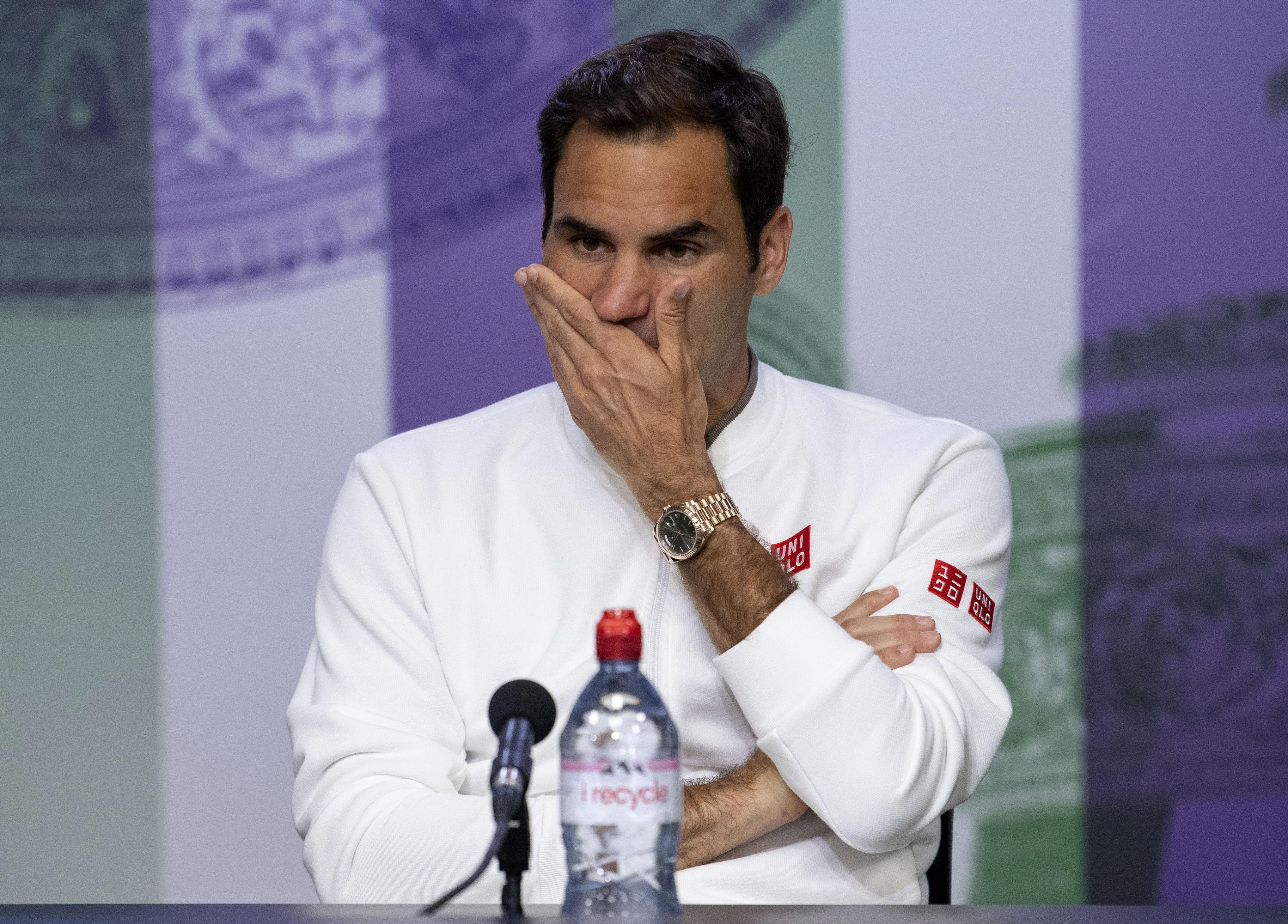 Federer posle Vimbldona završava karijeru! Švajcarac uzdrmao teniski svet, nije siguran za Tokio