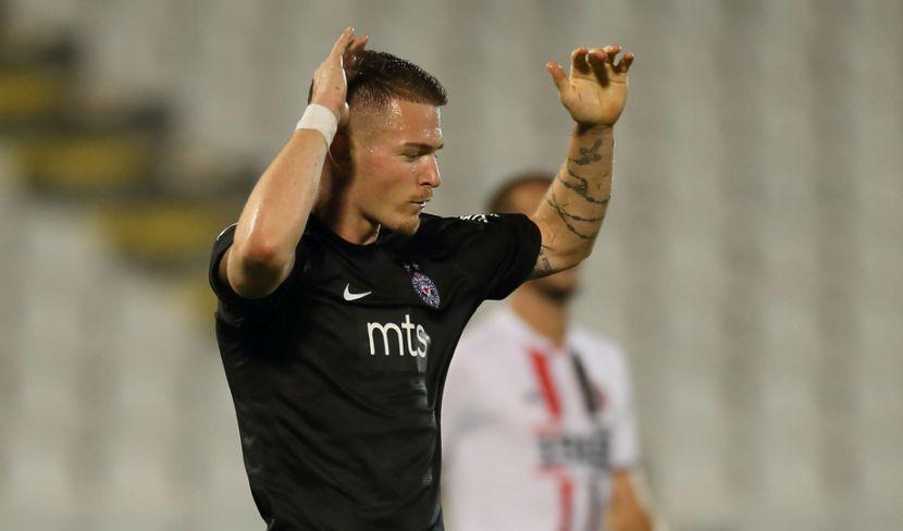 Partizan prodao Ožegovića Rozenborgu!