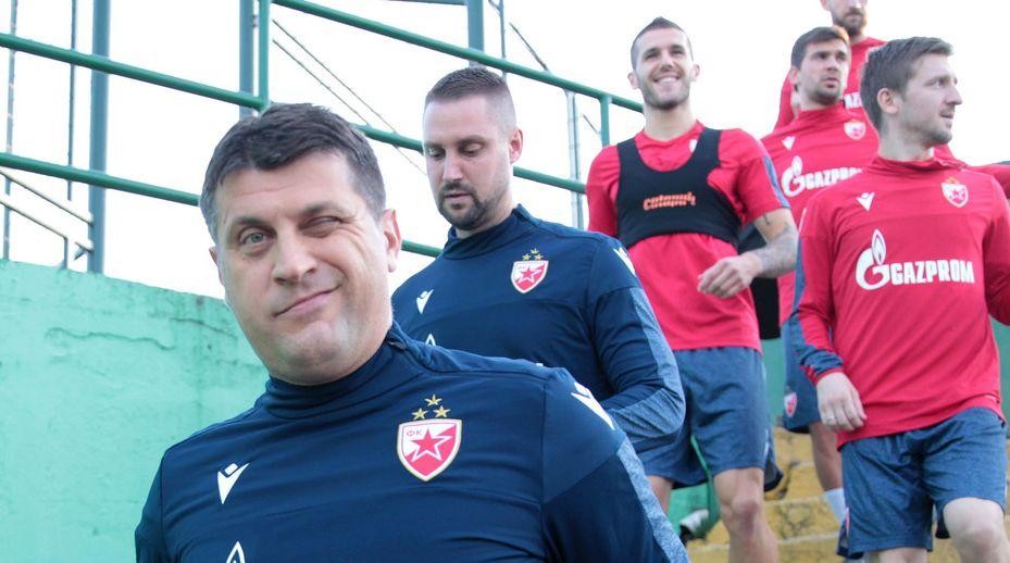 Samo uradi šta treba za Zvezdu, sve je u redu: Kako je Milojević ispratio važnog člana u Tumbin štab