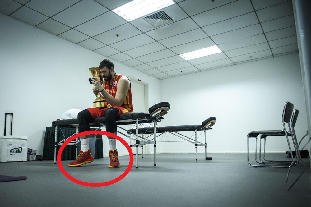Španci su imali jedno tajno oružje na Mundobasketu, otkrili su ga tek posle finala! (FOTO)