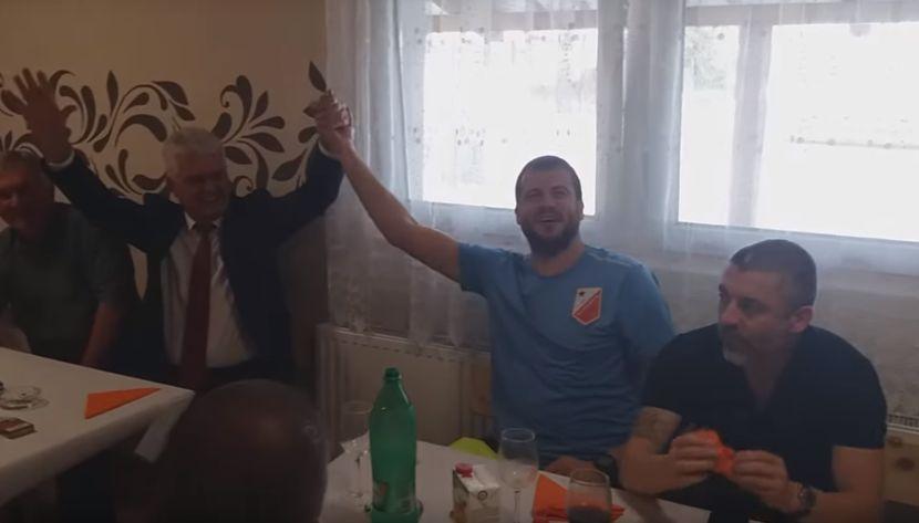 Dok se čeka Lalatovićev iskaz za skandal u Nišu, on zapevao: Ne može nam niko ništa...
