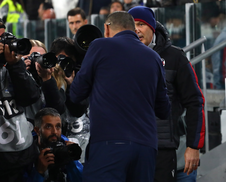 Kakva nepravda za Mihu i Bolonju - sudija im ukrao penal u 92. minutu protiv Juventusa!