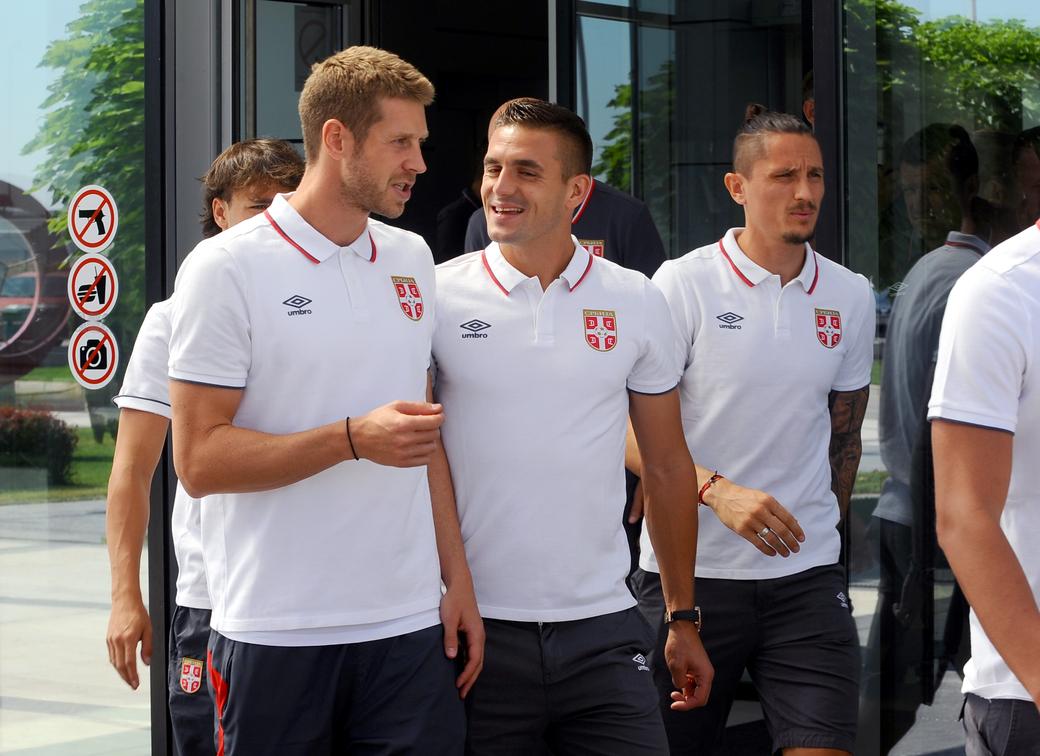 Rajković počinje da trenira sa Partizanom!