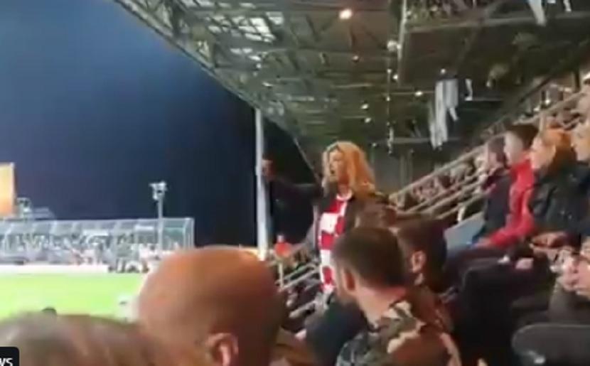 Hrvati se na tribinama smejali Kolindi zbog navijanja, Dalić priznao da je pogrešio izbor stadiona