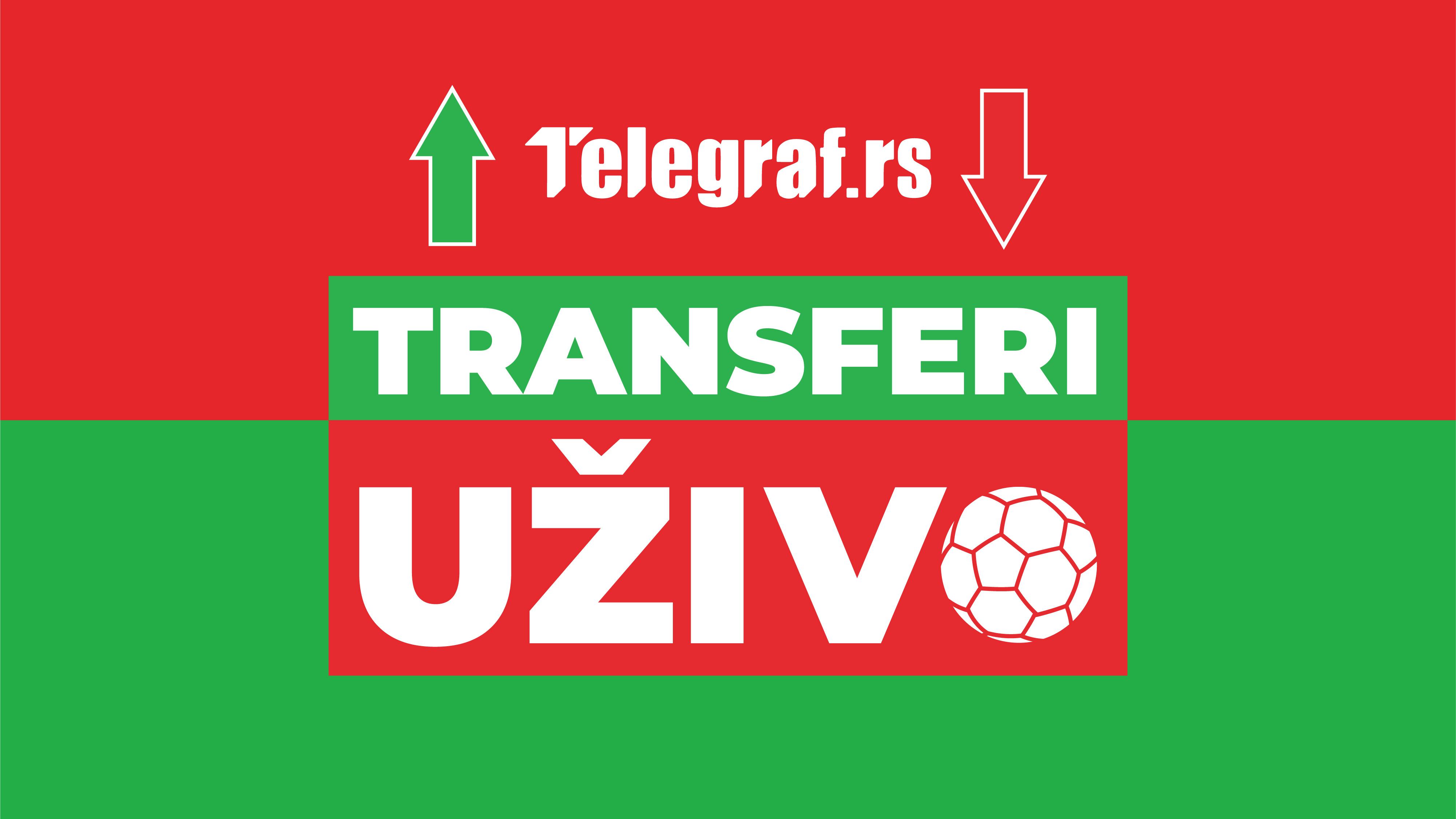 Transferi (UŽIVO): Zvezda dobija 3 miliona evra za Degeneka, Partizanu propao posao sa Špancima!