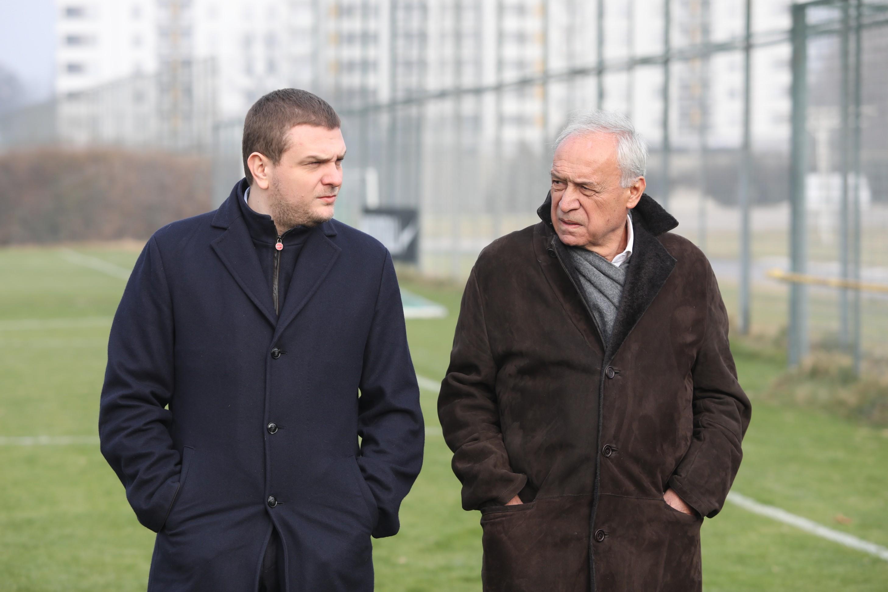 Čelnici i igrači Partizana pregovaraju o platama