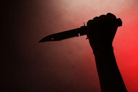 Nož, ubica, ubistvo