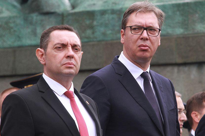 """HTJELI SU VAS UBITI U SREBRENICI?! Vulin pita Vučića: """"Dokle će Beograd čuvati cjelovitu BiH"""""""