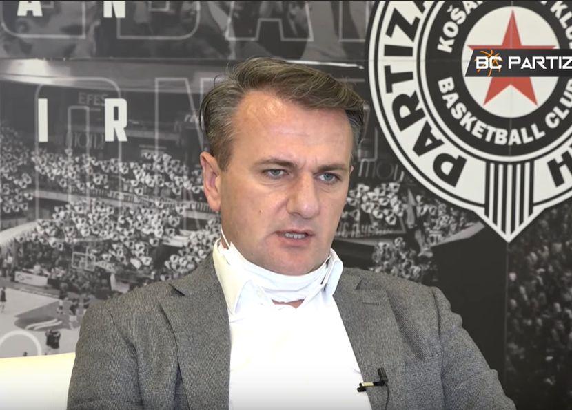 """Mijailović: O Lučiću i Mirosavljeviću i Partizanu, tituli za """"zelenim stolom"""", budžetu..."""