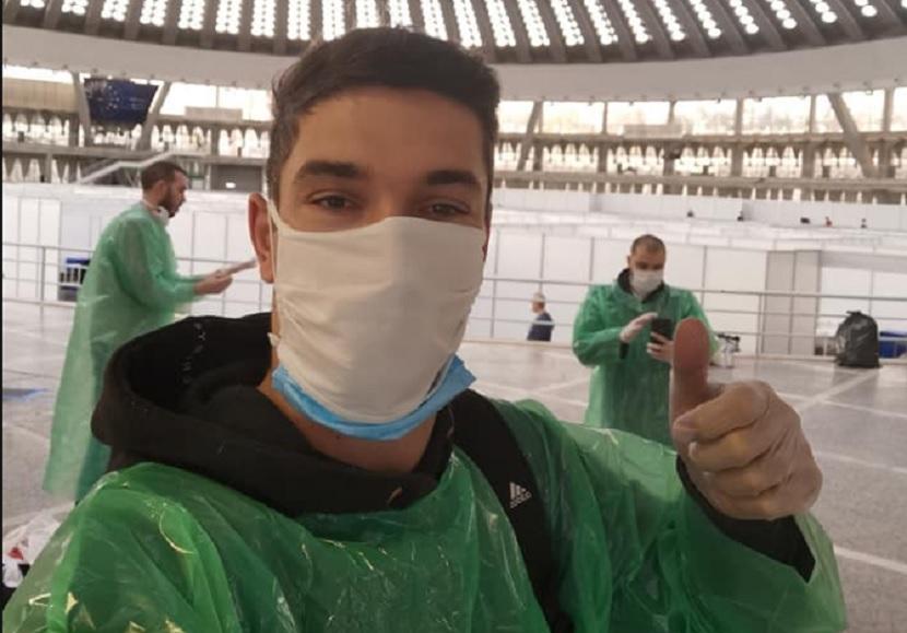 Zlatni srpski odbojkaš pobedio koronu i preneo svima svoja iskustva borbe sa virusom