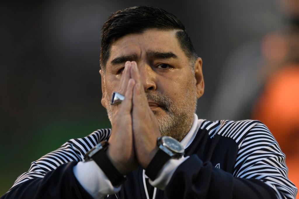 Bog fudbala se ispoveda pred Bogom: Maradona o kokainu, pucanju na novinare, homoseksualcima...