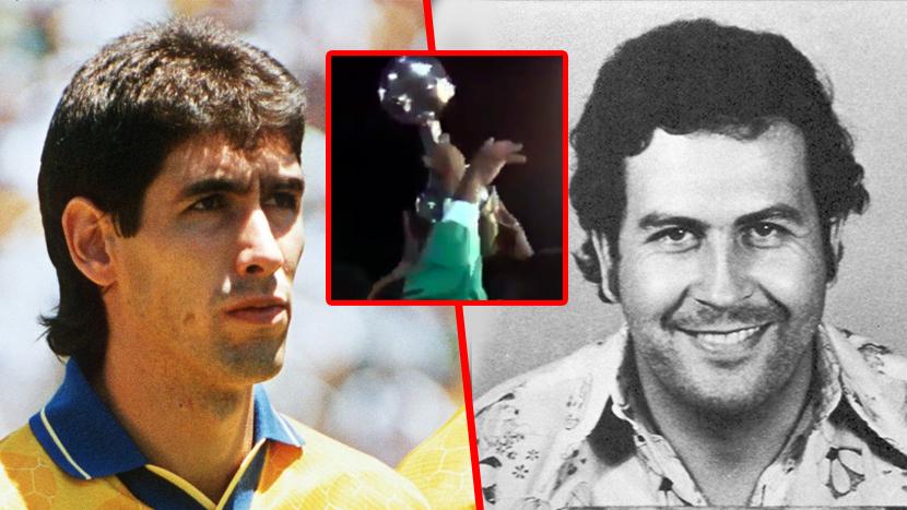 Dan kada su dvojica Eskobara pokorila Južnu Ameriku: Kokainski uzlet Atletiko Nasionala za istoriju