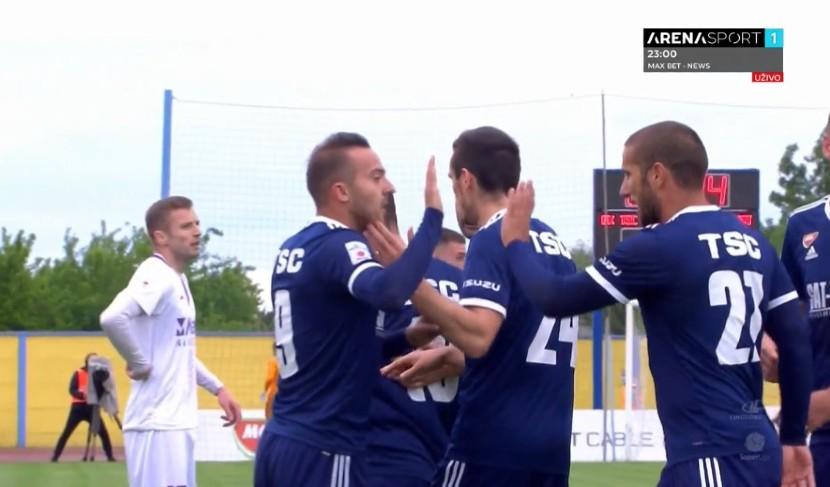UŽIVO: TSC dao i treći Javoru, Zec postigao jubilarni 50. gol za debitanta u Superligi
