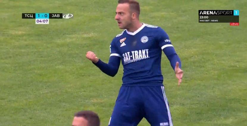 """Superliga ima novog prvog strelca: Silađi izbio na vrh, biće paklena borba za """"kralja golgetera"""""""