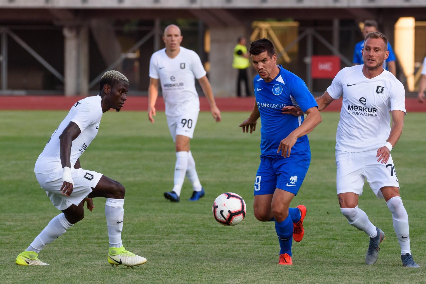 Banjak se vratio u tim, Olimpija primila tri komada, ali pobedila Triglav u utakmici sa deset golova