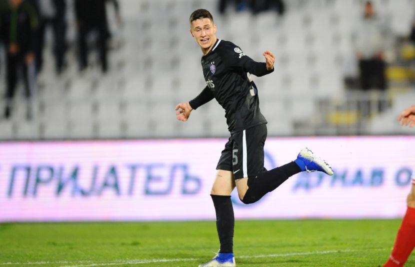 Danilo Pantić se vratio u srpski fudbal da oživi karijeru: Partizan ovaj put nije bio opcija