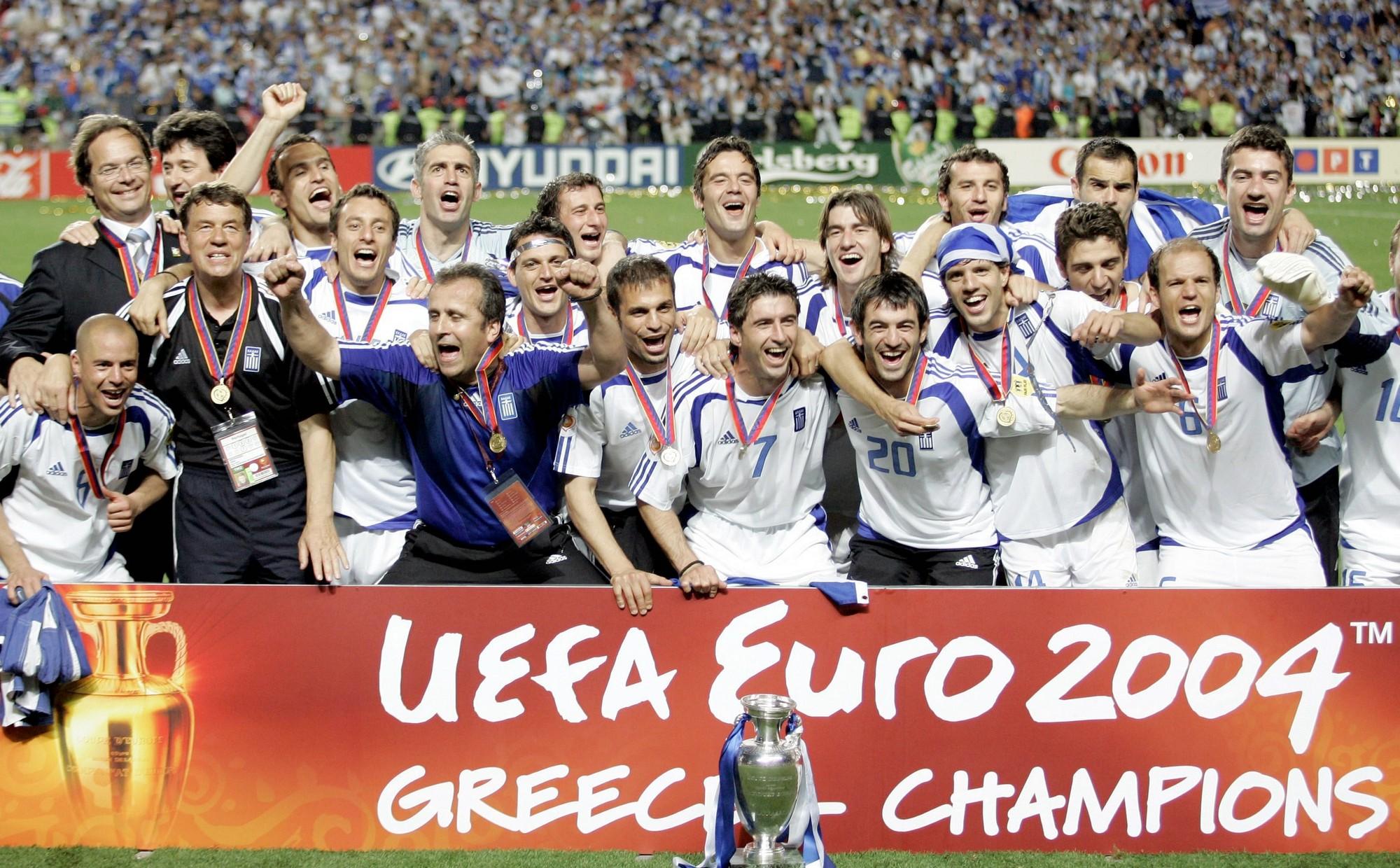 """Dan kada su """"dosadni"""" rasplakali Ronalda: 16 godina od čudesnog trijumfa Grka na Evropskom prvenstvu"""
