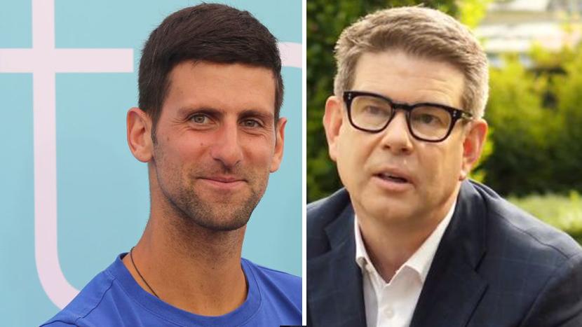 Novozelandski novinar sramno uvredio Novaka na nacionalnoj televiziji