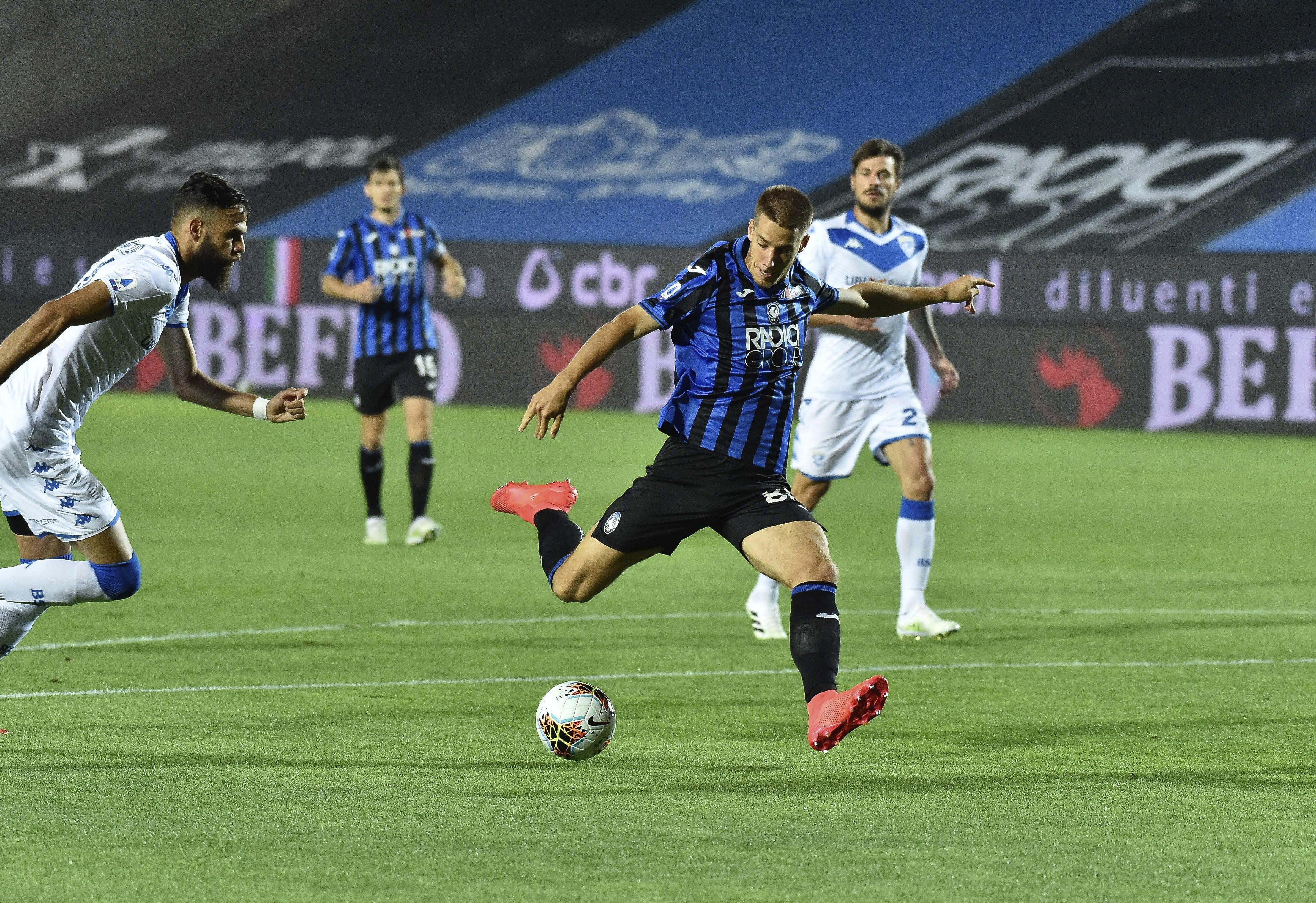 """Atalanta je """"Atakanta""""! Tim iz Bergama sa šest komada rasturio Brešu i nastavio poteru za Juventusom"""