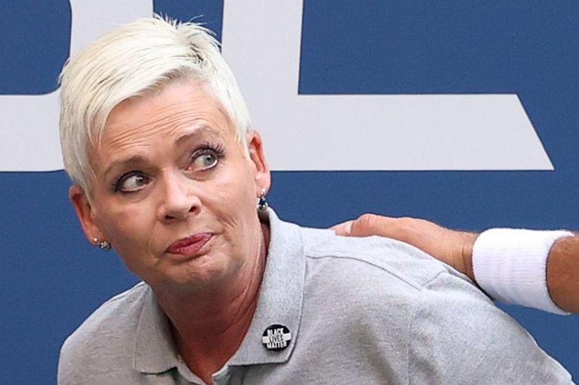 Veliki intervju sudije koju je pogodio Nole: Kako joj je pukla usna, zašto  ne ume da izbegne lopticu - Telegraf.rs